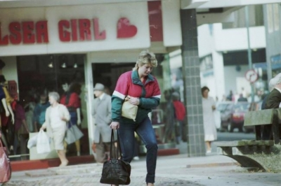 Chelsea Girl Clothing Shop, 1980s - St Helens Community Archive